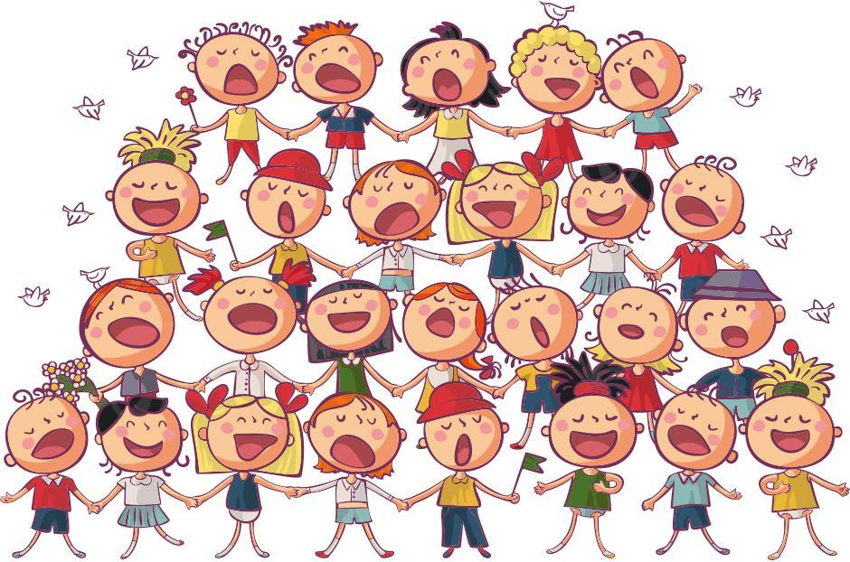 actividades en ingles para niños - superfriends